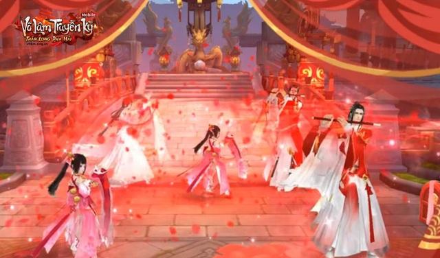 Võ Lâm Truyền Kỳ Mobile: Trải nghiệm trọn bộ tính năng tại phiên bản mới Thần Long Phá Hải - Ảnh 6.