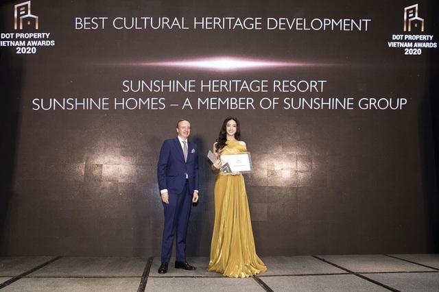 Dấu ấn đặc biệt của Sunshine Group tại Dot Property Vietnam Awards 2020 - Ảnh 5.