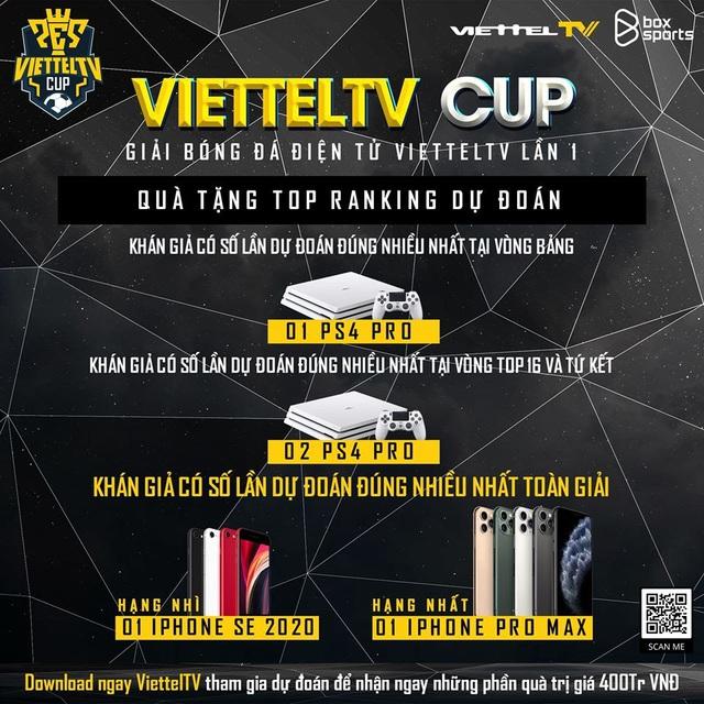 ViettelTV Cup: E-Sports Việt Nam đang mạnh mẽ vươn ra biển lớn, phát triển mạnh chưa từng có - Ảnh 4.