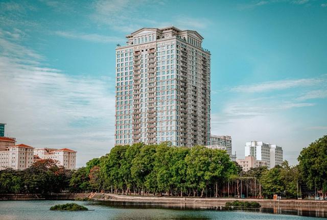 Tân Hoàng Minh lập cú hattrick giải thưởng lớn tại Dot Property Vietnam Awards 2020 - Ảnh 2.
