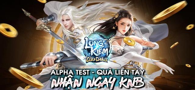 Long Kiếm Cửu Châu - tung link tải cho phép người chơi trải nghiệm phiên bản Alpha Test - Ảnh 1.