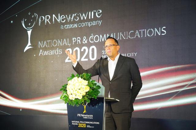PNJ nhận giải thưởng chiến dịch pr toàn cầu xuất sắc nhất do PR Newswire bình chọn - Ảnh 1.