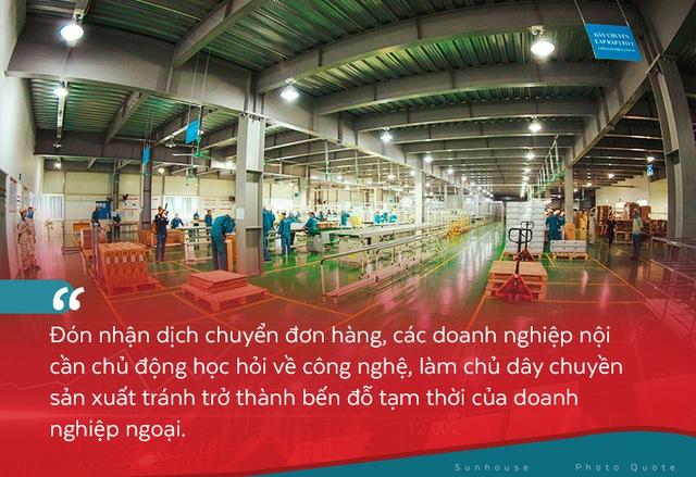 Doanh nghiệp Việt trước bài toán chiến lược đón sóng FDI - Ảnh 1.