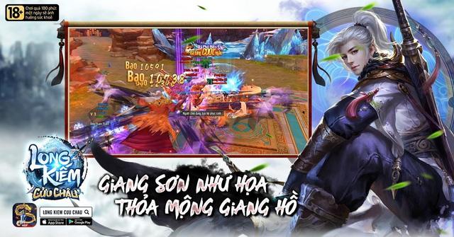 Long Kiếm Cửu Châu - tung link tải cho phép người chơi trải nghiệm phiên bản Alpha Test - Ảnh 3.