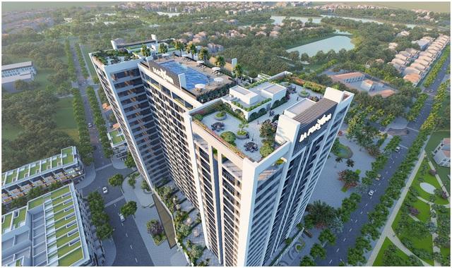 Ra mắt Dự án La Fortuna - Chung cư cao cấp sở hữu vị trí đắc địa tại thành phố Vĩnh Yên - Ảnh 2.