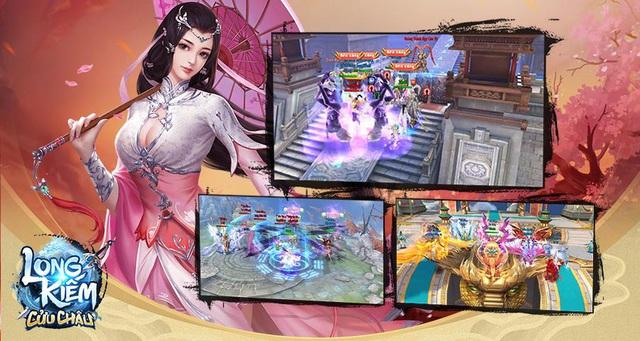 Long Kiếm Cửu Châu - tung link tải cho phép người chơi trải nghiệm phiên bản Alpha Test - Ảnh 4.
