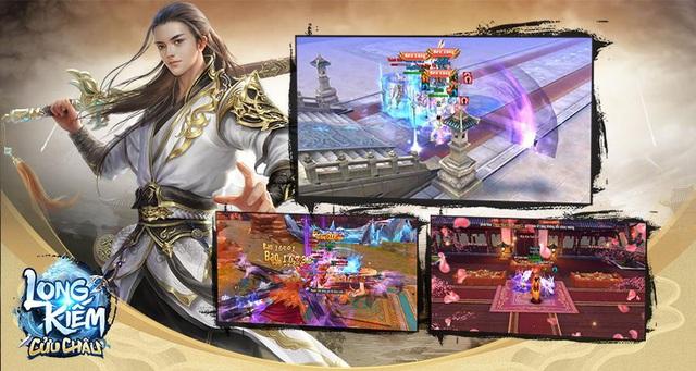 Long Kiếm Cửu Châu - tung link tải cho phép người chơi trải nghiệm phiên bản Alpha Test - Ảnh 6.