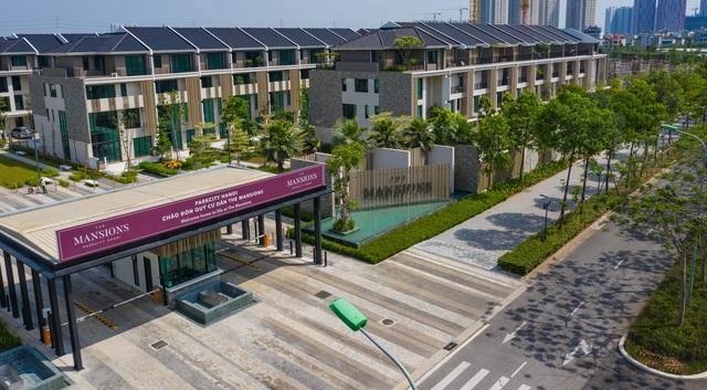 Cầu cao, cung hiếm, giá lên, biệt thự Hà Nội hút tiền đầu tư - Ảnh 2.