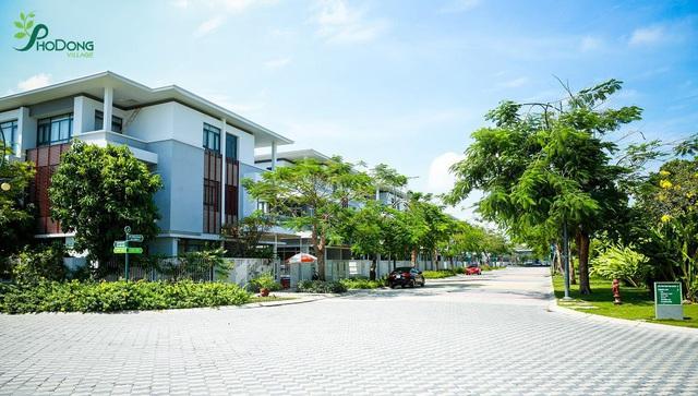 Khám phá PhoDong Village - Khu đô thị xanh 4 mùa giữa lòng Quận 2 - Ảnh 1.