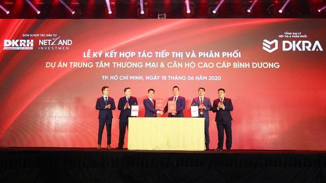 """DKRA Vietnam bứt phá với """"cú đúp"""" giải thưởng Dot Property Vietnam Awards 2020 - Ảnh 2."""