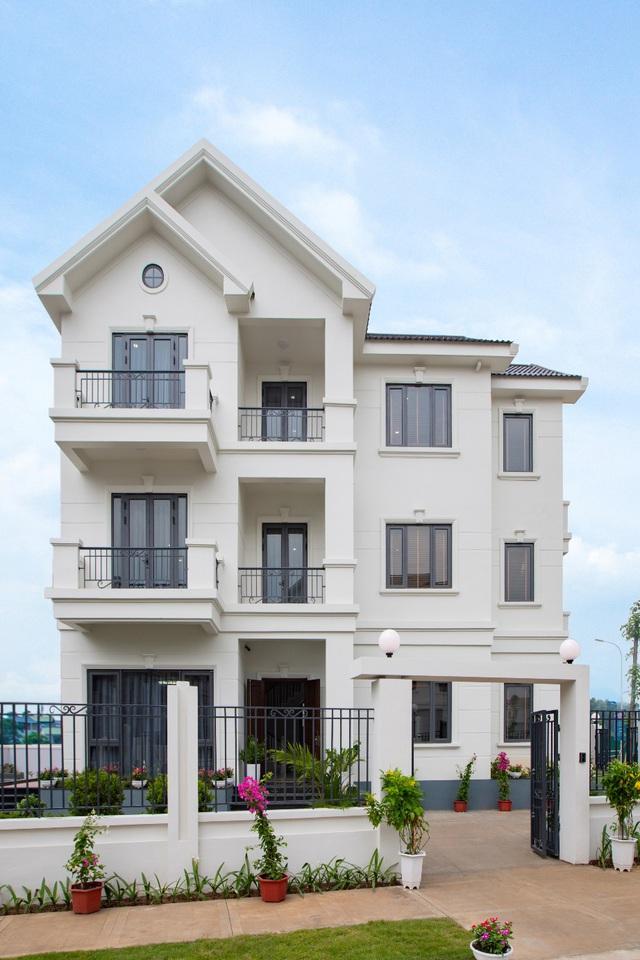 Giải mã sức hút đầu tư của biệt thự Phú Gia tại Times Garden Vĩnh Yên Residences - Ảnh 1.
