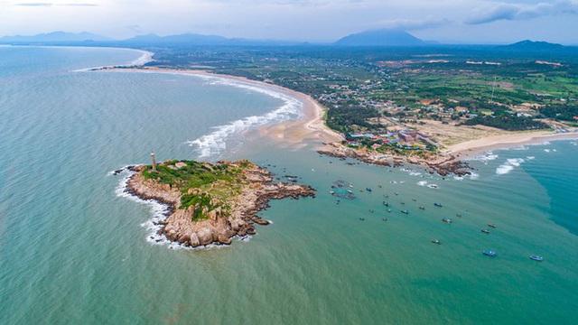 """Bình Thuận gia nhập cuộc đua phát triển """"Đại đô thị nghỉ dưỡng và thể thao biển"""" - Ảnh 1."""