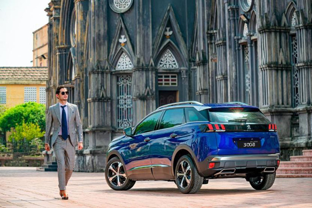 Peugeot 3008 - SUV đô thị cho người Việt trẻ thành đạt - Ảnh 4.