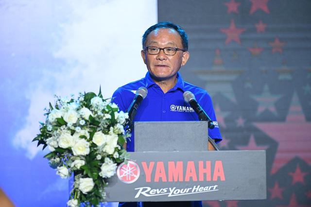 Yamaha vừa ra mắt Y-Riders Club đã có hơn 5.000 thành viên và 300 câu lạc bộ chính thức - Ảnh 2.