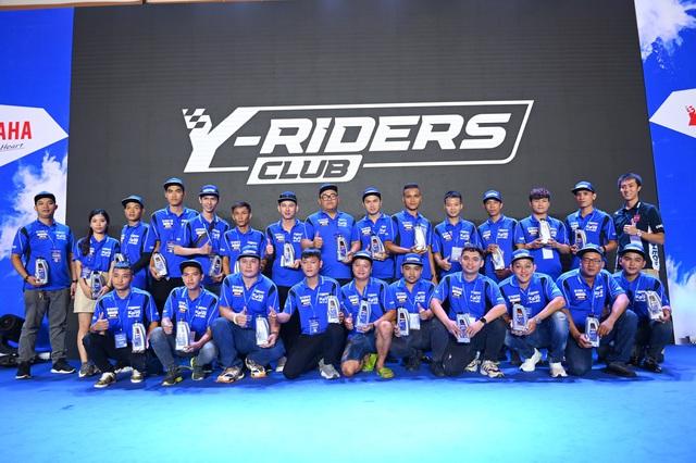 Yamaha vừa ra mắt Y-Riders Club đã có hơn 5.000 thành viên và 300 câu lạc bộ chính thức - Ảnh 3.