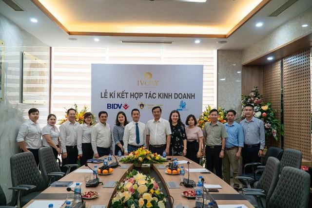 Tập đoàn Việt Mỹ tổ chức Lễ ký kết hợp tác kinh doanh phát triển dự án Ivory Villas & Resort - Ảnh 2.