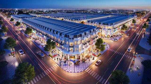 Danh Việt Group giới thiệu dòng sản phẩm mới shop office trung tâm Tp.Dĩ An - Ảnh 2.