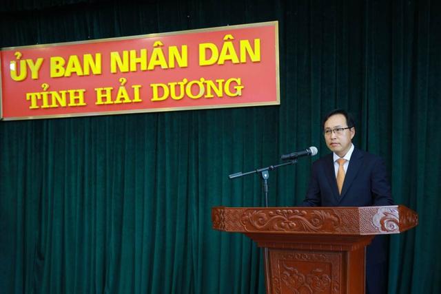 Khởi động dự án tư vấn cải tiến doanh nghiệp tại Hải Dương - Ảnh 1.