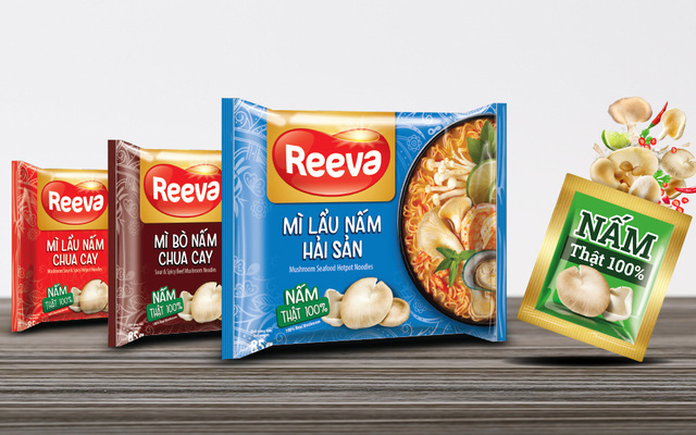 Có thể bạn chưa biết: Gói nấm bào ngư trong mì Reeva hoàn toàn là nguyên liệu tươi chuẩn xịn - Ảnh 2.