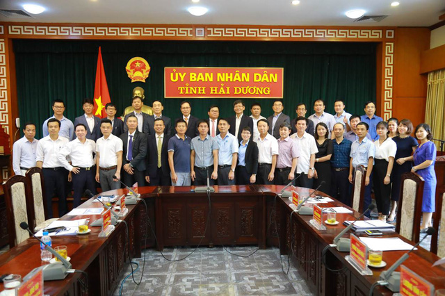 Khởi động dự án tư vấn cải tiến doanh nghiệp tại Hải Dương - Ảnh 3.