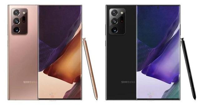 Nhận bộ quà 12 triệu khi đặt trước smartphone doanh nhân Galaxy Note20 Series - Ảnh 1.