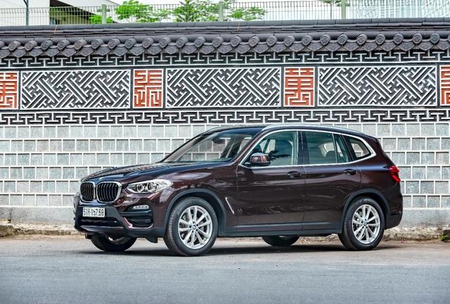Đánh giá BMW X3: Nhất vận hành, mạnh tính năng - Ảnh 1.