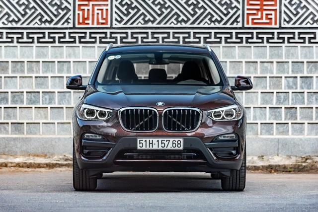 Đánh giá BMW X3: Nhất vận hành, mạnh tính năng - Ảnh 2.