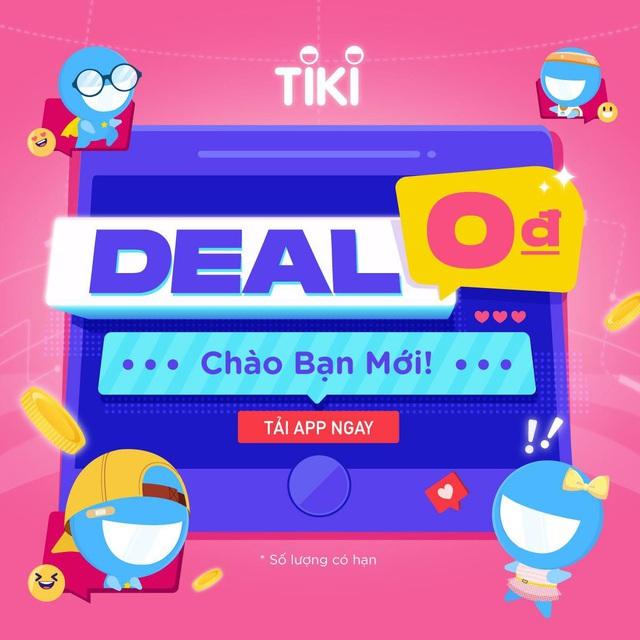 Chả cần dịp gì, mỗi ngày cứ lên Tiki là mua được hàng giá sốc giảm tới 50%++ - Ảnh 4.
