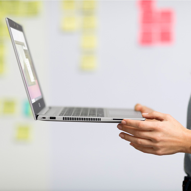HP ProBook 400/405 series G7: Bảo mật toàn diện, bền bỉ tối đa, cấu hình mạnh mẽ - Ảnh 2.