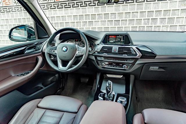 Đánh giá BMW X3: Nhất vận hành, mạnh tính năng - Ảnh 6.