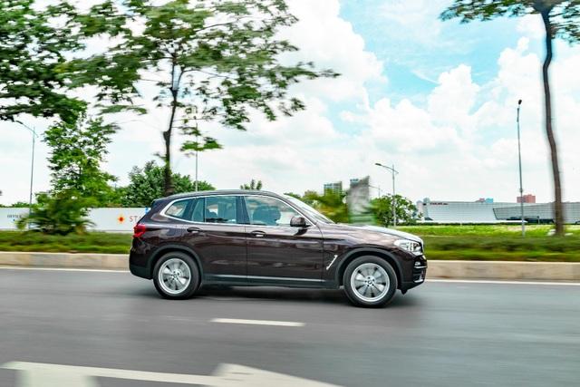Đánh giá BMW X3: Nhất vận hành, mạnh tính năng - Ảnh 8.