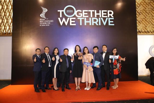 """HR Asia Award vinh danh Techcombank: Top """"Nơi làm việc tốt nhất Châu Á"""" - Ảnh 1."""