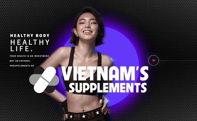 Vietnams Supplements - Thương hiệu Việt tiên phong trong lĩnh vực dinh dưỡng thể thao - Ảnh 2.