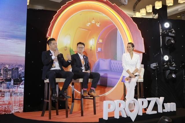 Propzy.vn tiên phong nền tảng FIRE-Tech: Dịch vụ toàn diện bất động sản, tài chính và bảo hiểm - Ảnh 3.