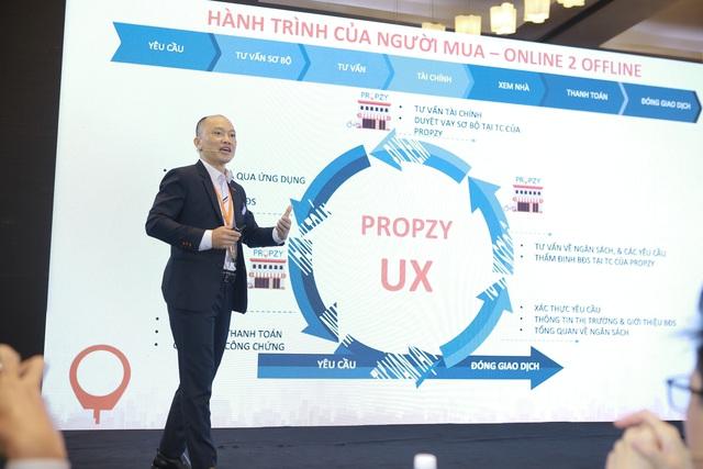 Propzy.vn tiên phong nền tảng FIRE-Tech: Dịch vụ toàn diện bất động sản, tài chính và bảo hiểm - Ảnh 2.