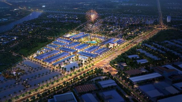"""Bất động sản gần KCN tại Hà Nam vào """"tầm ngắm"""" của giới đầu tư - Ảnh 1."""