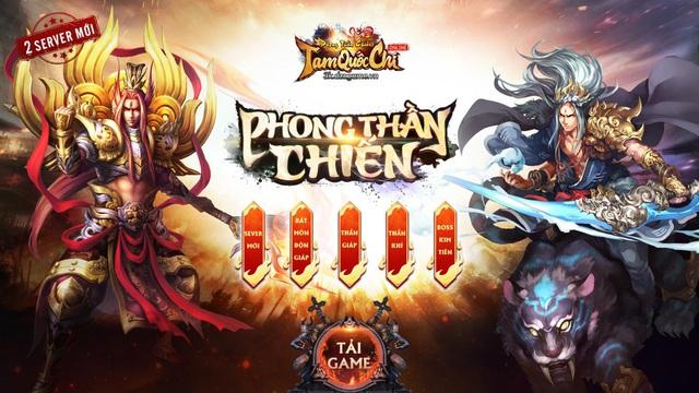Tam Quốc Chí Online big update phiên bản thứ 16 - Ảnh 1.