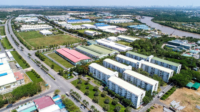 Thêm 5 cụm công nghiệp 260 ha, BĐS Nam Sài Gòn thành điểm thu hút đầu tư - Ảnh 1.
