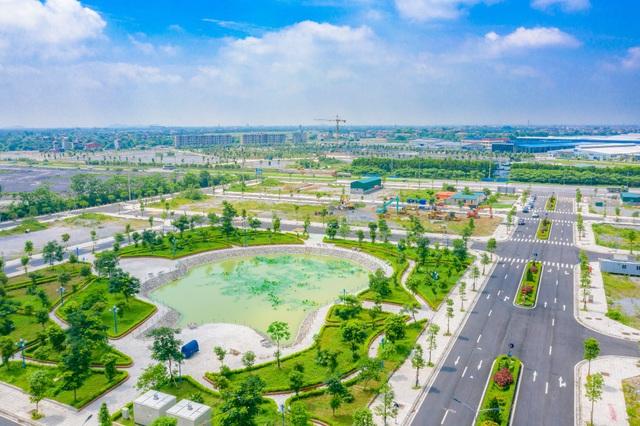"""Bất động sản gần KCN tại Hà Nam vào """"tầm ngắm"""" của giới đầu tư - Ảnh 2."""