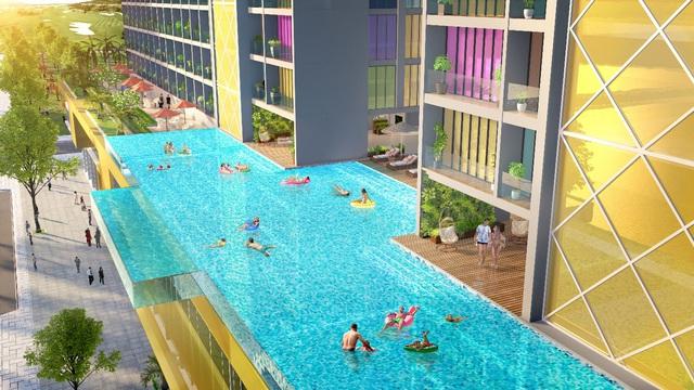Dolce Penisola Quảng Bình kiến tạo chuẩn sống Wellness nơi thành phố biển - Ảnh 1.