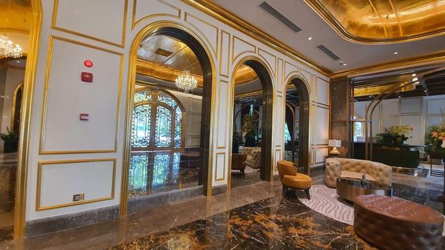 Khách sạn 6 sao mạ vàng - Hanoi Golden Lake Dolce By Wyndham - Ảnh 1.