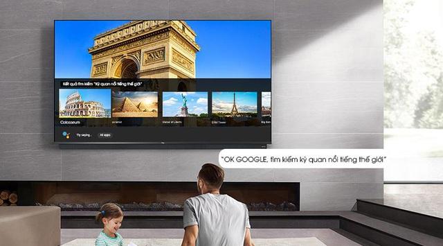 TCL QLED 4K – Chiếc TV được giới sành công nghệ săn đón - Ảnh 3.