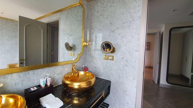 Khách sạn 6 sao mạ vàng - Hanoi Golden Lake Dolce By Wyndham - Ảnh 2.