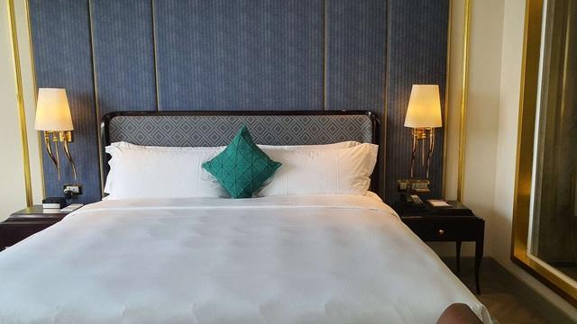 Khách sạn 6 sao mạ vàng - Hanoi Golden Lake Dolce By Wyndham - Ảnh 3.