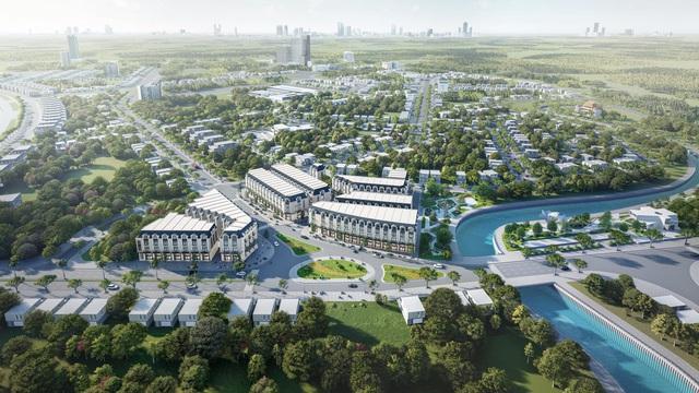 Lộ diện những đơn vị phân phối dự án nhà phố cao cấp tại Biên Hòa - Ảnh 1.