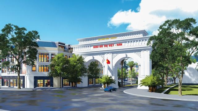 Nâng tầm giá trị sống với khu đô thị Việt Hàn tại Phổ Yên - Ảnh 1.