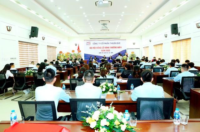 Bao bì Thuận Đức đặt mục tiêu tăng trưởng kép năm 2020 bất chấp COVID-19 - Ảnh 1.