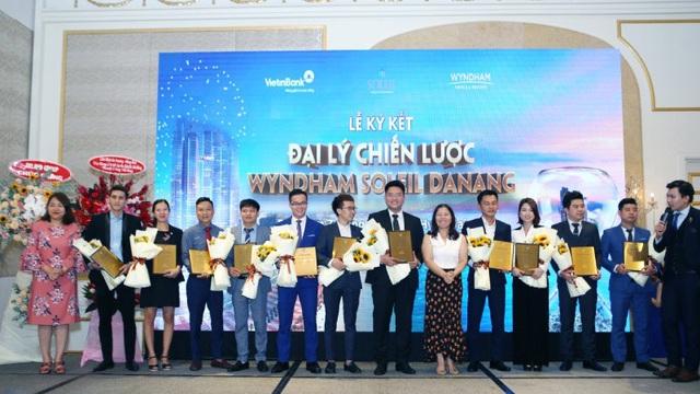 Dự án bất động sản cao tầng hàng đầu miền Trung kí kết đại lý chiến lược tại TP Hồ Chí Minh - Ảnh 1.