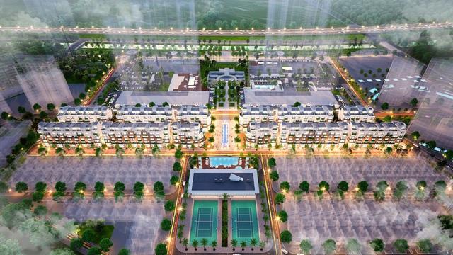 """Đầu tư shophouse: """"chọn mặt gửi vàng"""" tại khu vực Long Biên - Ảnh 2."""