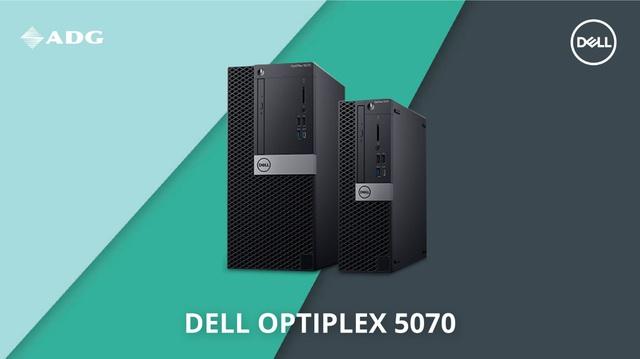 Máy tính bàn Dell OptiPlex 5070: Cấu hình ngon lành cành đào ẩn trong thiết kế nhỏ gọn, dễ dàng nâng cấp - Ảnh 2.